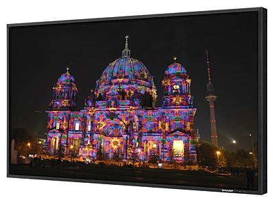 SHARP PN-E471 profesionalni LCD monitor
