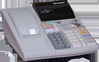 SHARP ER-A237S fiskalna kasa