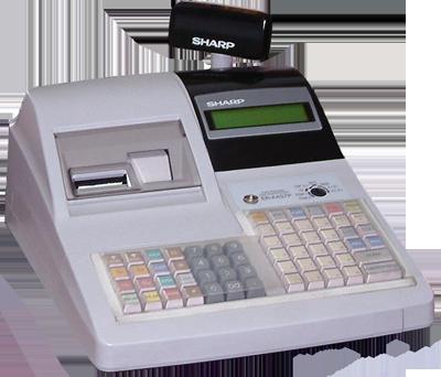 SHARP ER-A457S fiskalna kasa