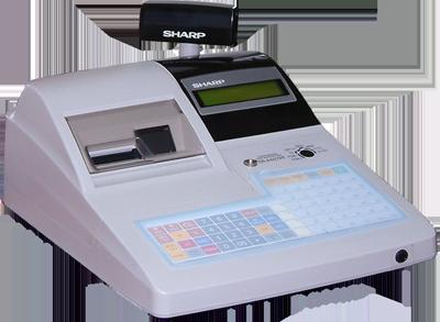 SHARP ER-A457SF fiskalna kasa