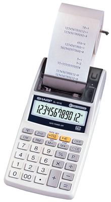 SHARP EL-1611P kalkulator sa printerom