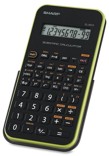 SHARP EL-501X tehnički kalkulator