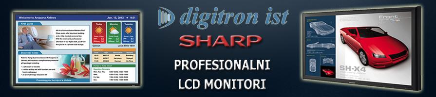 LCD monitori