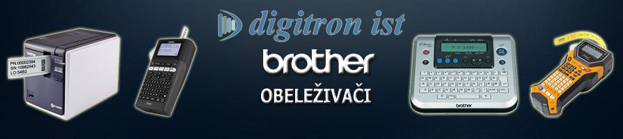 Brother obeleživači