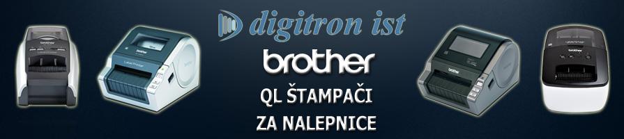 Brother QL štampači za nalepnice