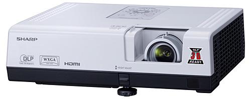 SHARP PG-D3550W projektor