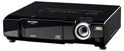 SHARP XVZ-17000 projektor
